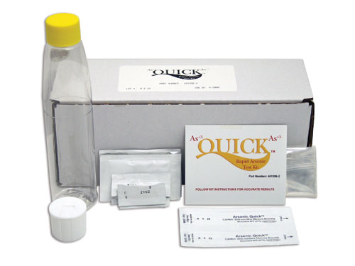 Arsenic in Well Water Test Kit