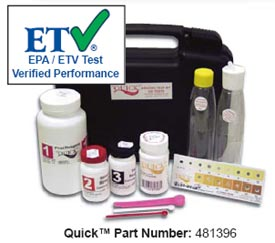 Arsenic Quick Test Kit