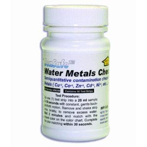 Heavy Metals Water Check
