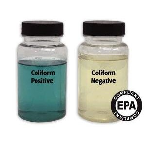 EZ Coliform Cult Bacteria Check
