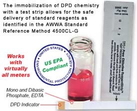 alternate dpd for chlorine testing in water