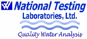 National Testing Laboratories Water Testing Services