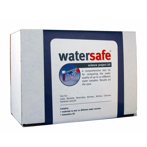 WaterSafe Science Project Test Kit